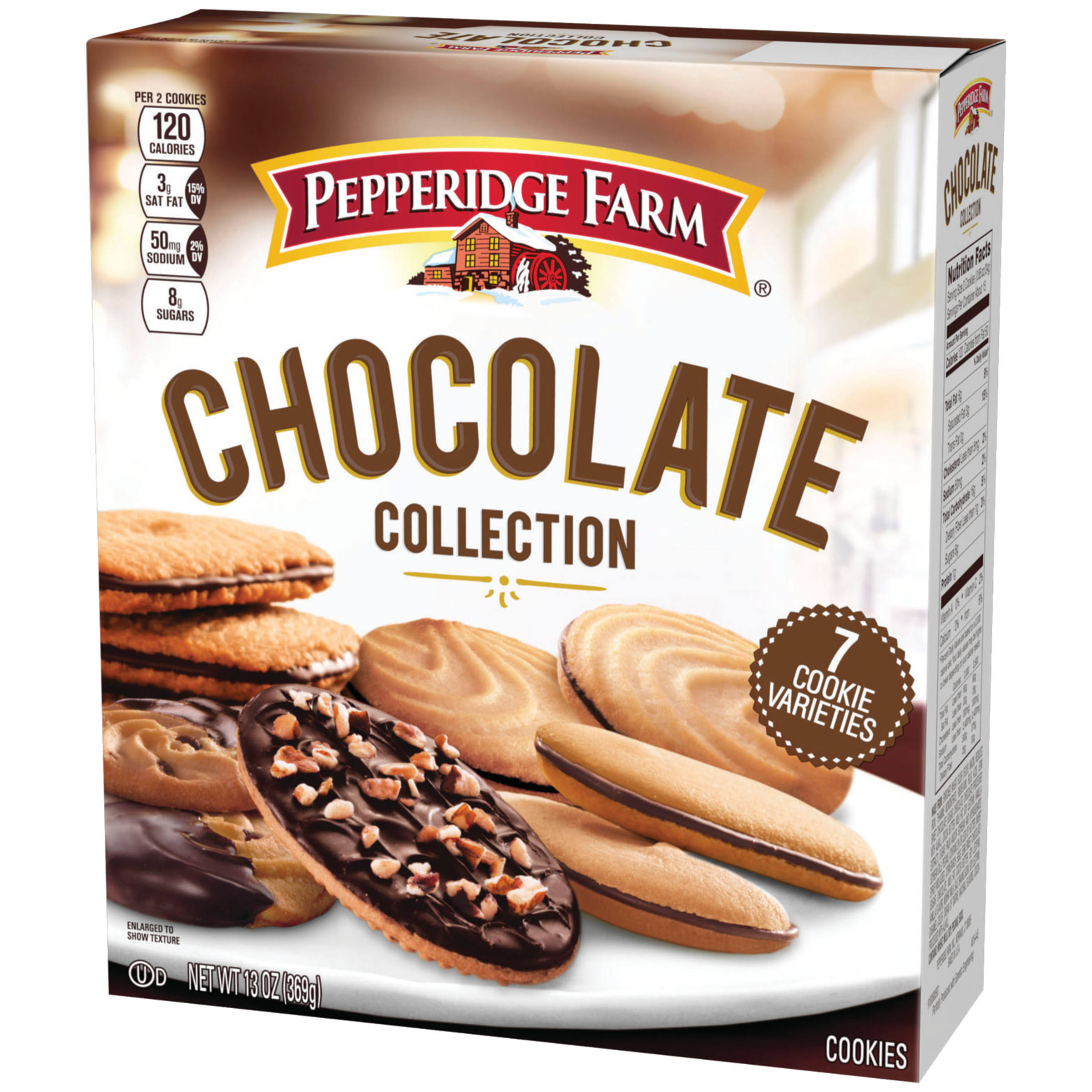 Pepperidge Farm Chocolate Collection Cookies - 13oz