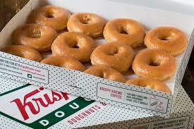 Krispy Kreme Halloween Donuts Calories by Krispy Kreme Is Giving Away Free Donuts Tomorrow