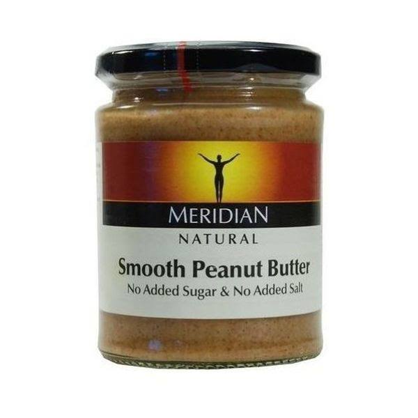 Meridian Smooth Peanut Butter - 280g
