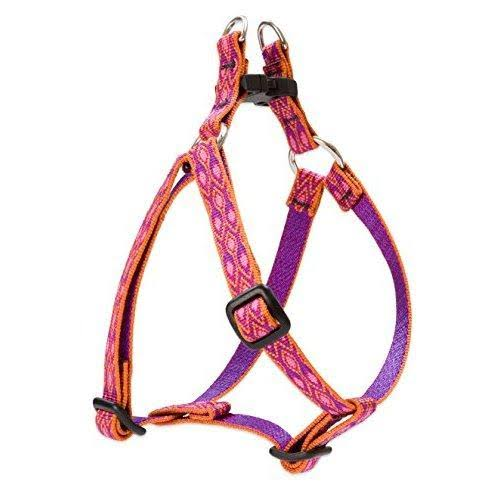LupinePet Originals 12 Alpen Glow 12-18 Step in Harness for Small