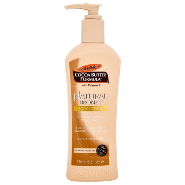 Palmer's Cocoa Butter Formula Natural Bronze Lotion 250ml