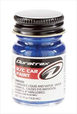 Duratrax Polycarb Metallic Blue .5 oz PC65
