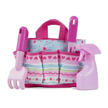 Melissa and Doug Sunny Patch Pretty Petals Tote Play Set