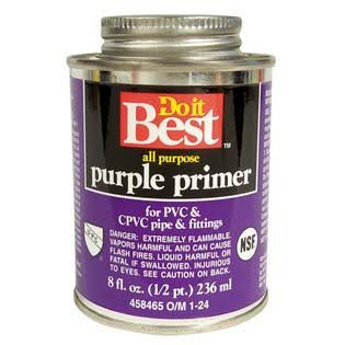 Do It Best Primer - Purple, 236ml