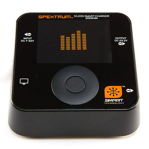 Spektrum Smart S1200 DC Charger - 200w