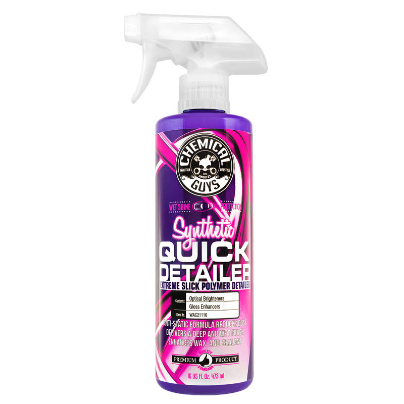 Chemical Guys Extreme Slick Synthetic Quick Detailer - 16oz