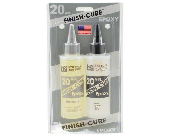 Bob Smith Industries 20 Min Finish-Cure Epoxy - 13oz