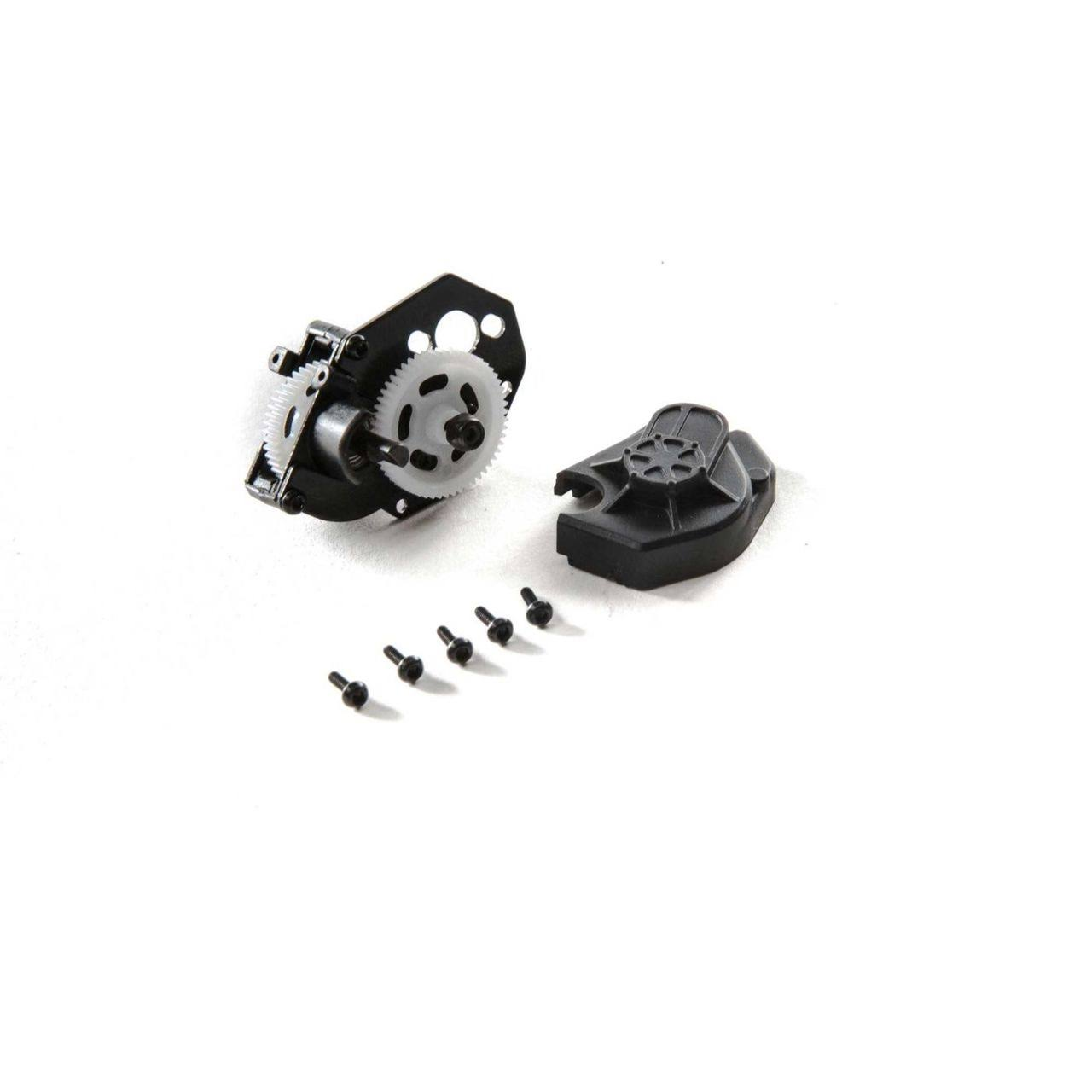 Axial SCX24 Assembled Transmission AXI31608