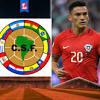 Colombia 'rugue' en Santiago: Falcao firma empate 2-2 ante Chile
