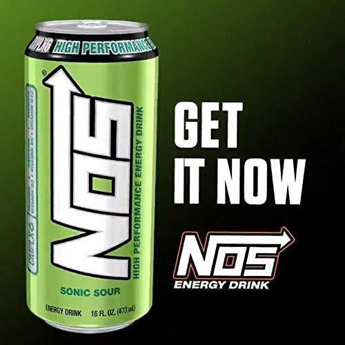 NOS Energy Drink, Sonic Sour