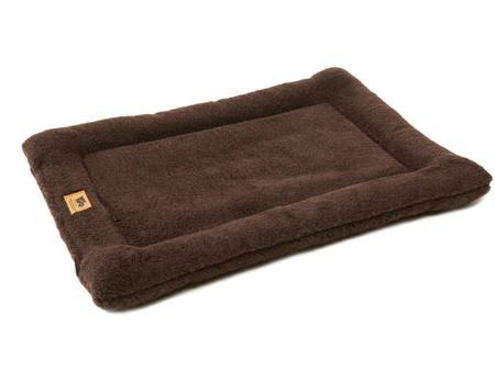 West Paw Montana Nap Dog And Cat Bed - X-Small, Chocolate