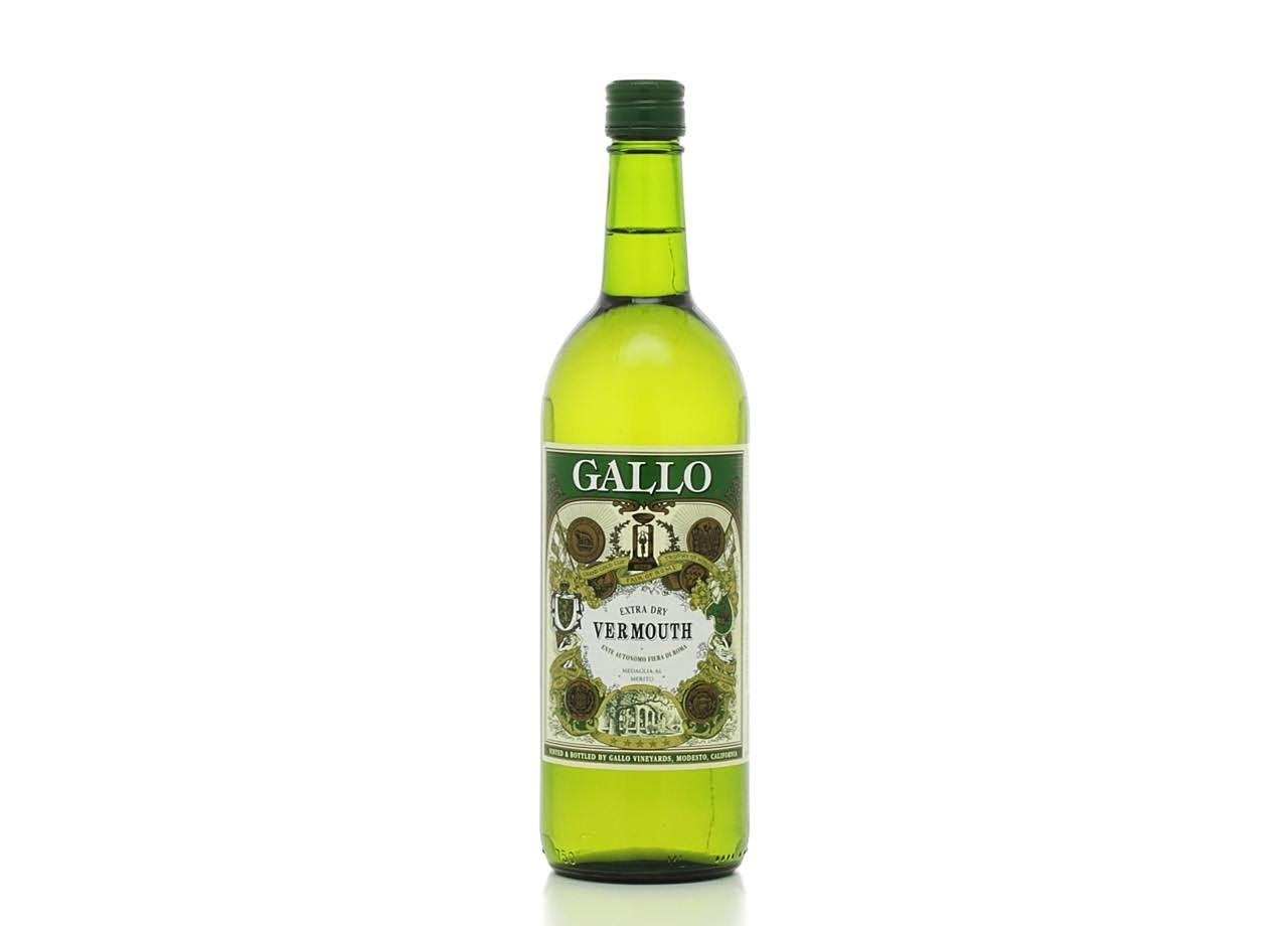 Gallo Vermouth, Extra Dry - 750 ml