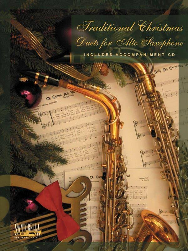 Traditional Christmas Duets for Alto Saxophone