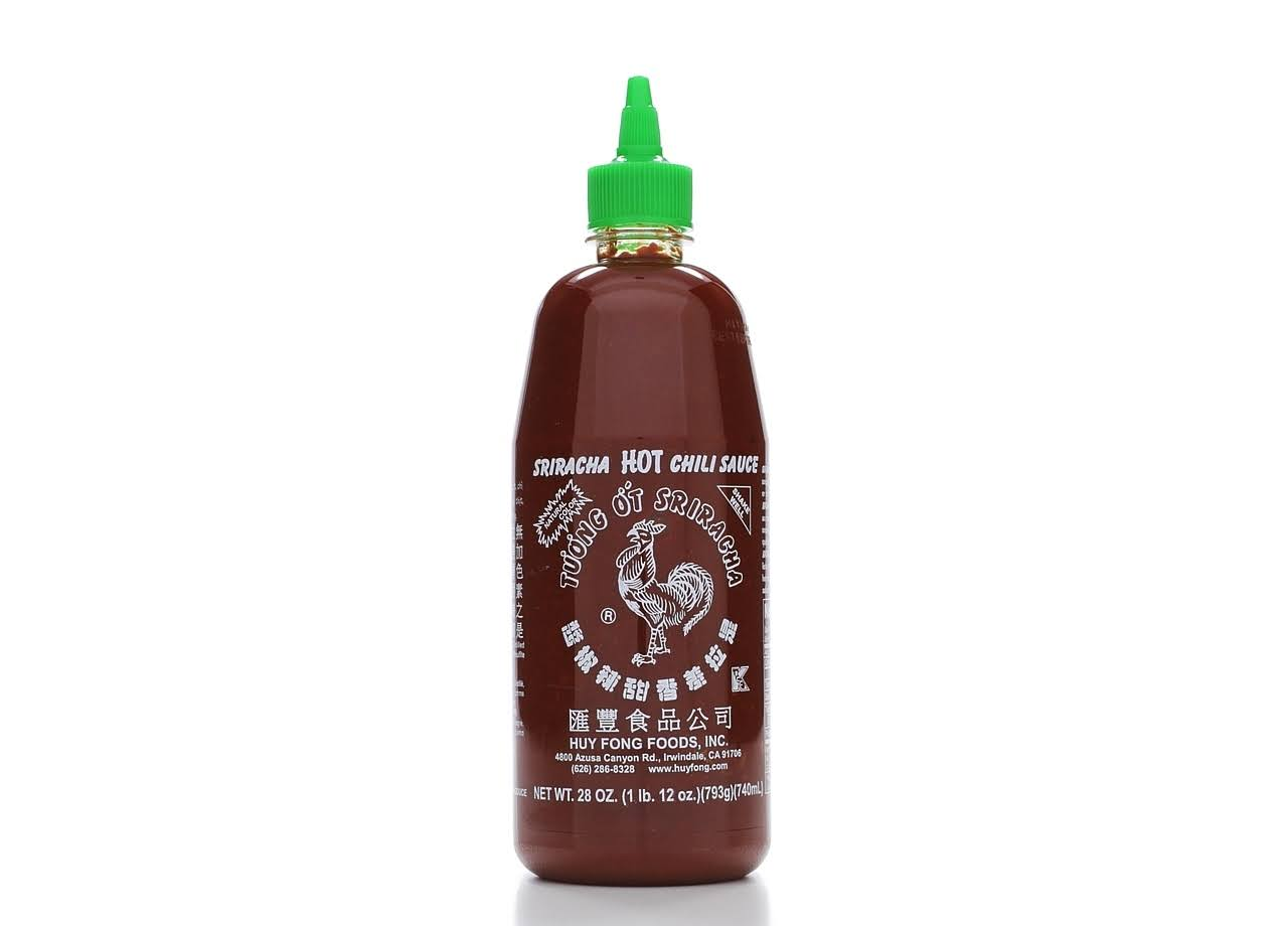Sriracha Hot Chili Sauce - 28oz