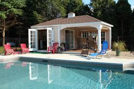 12x20 Storage Shed Kits by Governor U0027s Series Cottage Pool House U0026 Grand Victorian The Barn