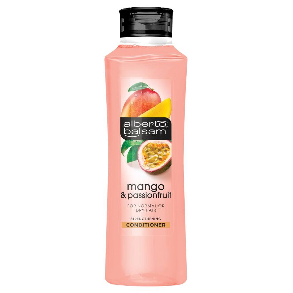 Alberto Balsam Conditioner - Mango and Passionfruit