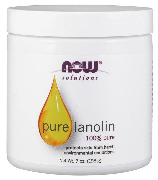 Now Solutions Pure Lanolin