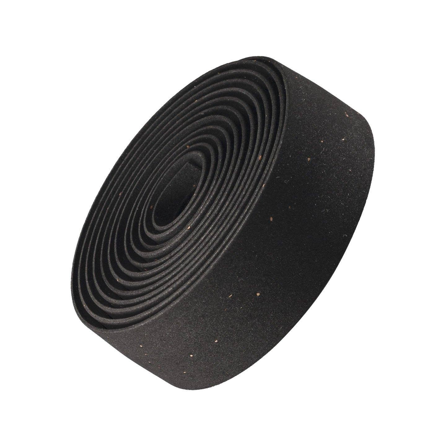 Bontrager Gel Cork Black Handlebar Tape 2019