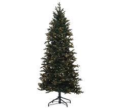 Bethlehem Lights Christmas Trees Qvc by Bethlehem Lights 7 5 U0027 Hartford Spruce Christmas Tree W Instant