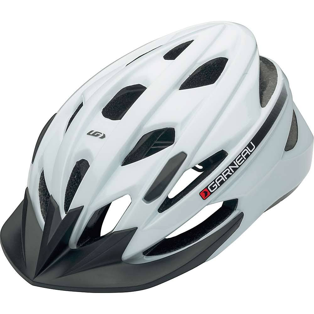 Louis Garneau HG Eagle Cycling Helmet - White