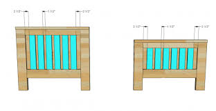 Wood Bunk Beds Plans by Free Woodworking Plans To Build An Rh Inspired Kenwood Twin Over