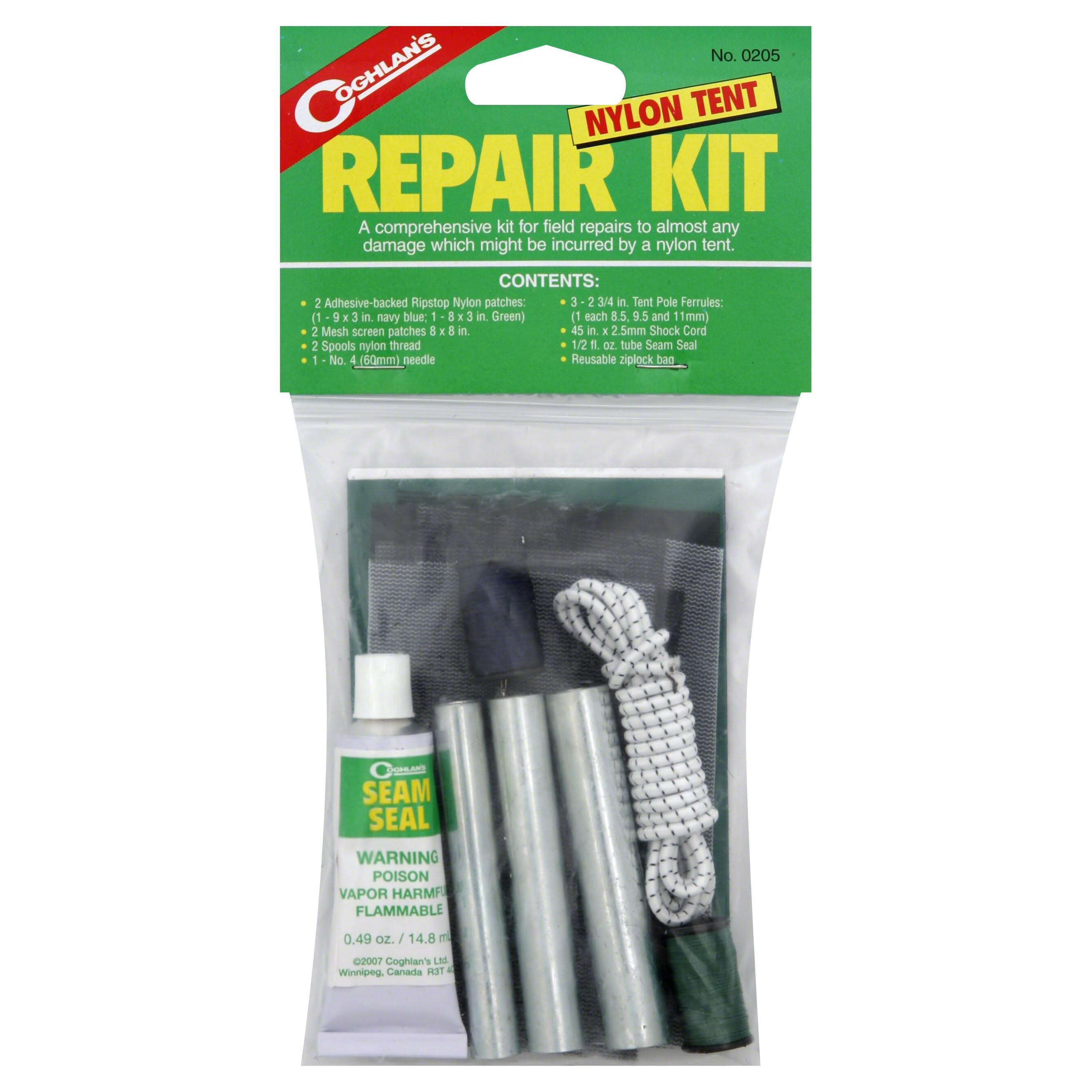 Coughlan's Nylon Tent Repair Kit