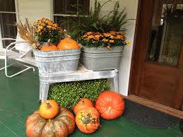 Pumpkin Patch Bonita Springs Fl by Old Wash Tubs And Stand My Front Porch Pinterest Wash Tubs