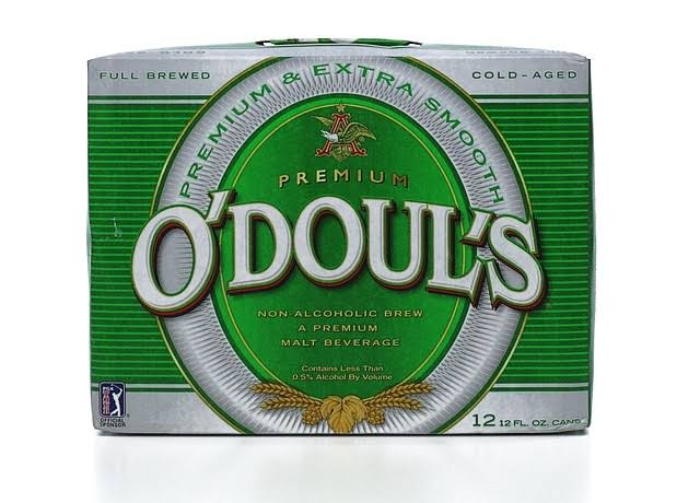 O'Doul's Beer - 12 Cans