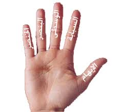 أكتشفي شخصيتك عن طريق أصابعك ..