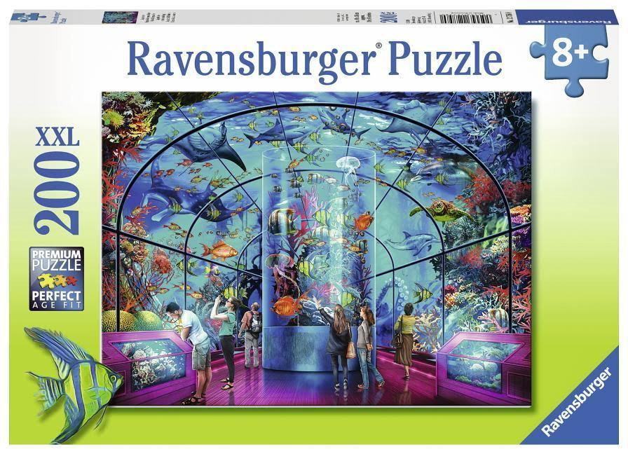 Ravensburger Aquarium Jigsaw Puzzle - XX-Large, 200pcs