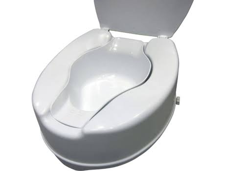 Garcia 1880 Soft Toilet Lift with Lid 10 cm 227910