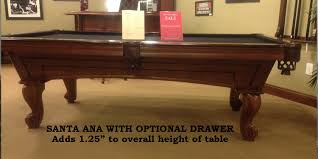 Floor And Decor Santa Ana by Olhausen Santa Ana Pool Table Shop Olhausen Pool Tables