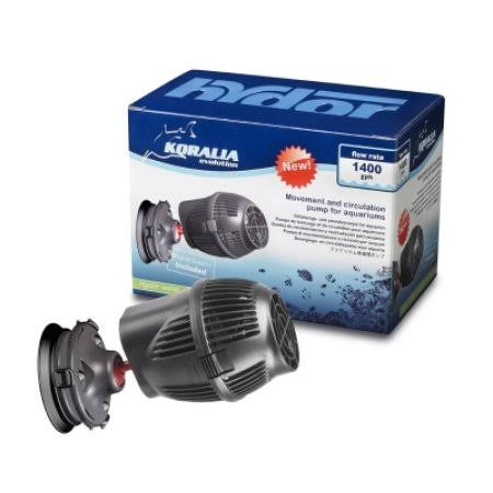 Hydor Koralia Evolution Aquarium Circulation Pump
