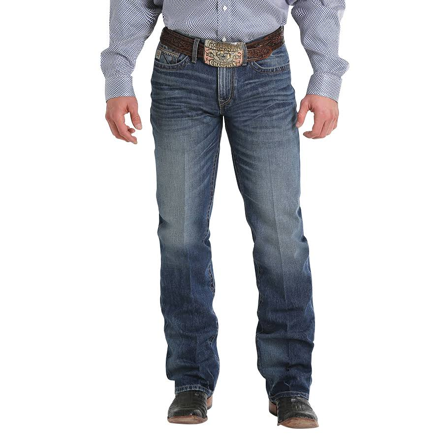 Men's Cinch Grant Medium Stonewash - 547256