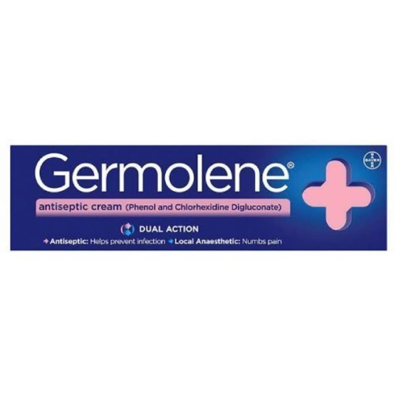 Germolene Antiseptic Cream - 30g