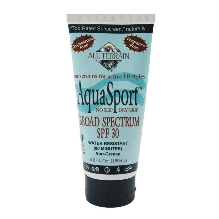 All Terrain Aqua Sport Sunscreen Lotion - SPF30, 6oz