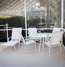 Replace Patio Sling Chair Fabric by Patios Suncoast Patio Furniture Patio Chair Repair Sling