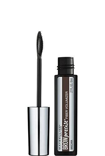 Maybelline Brow Precise Fiber Volumizer Brow Mascara - Deep Brown