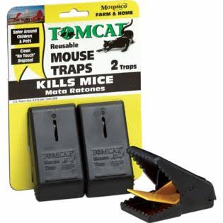 Motomco LTD D 33500 Tomcat Mouse Trap