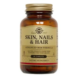 Solgar Skin Nails & Hair Formula - 60 Tablets