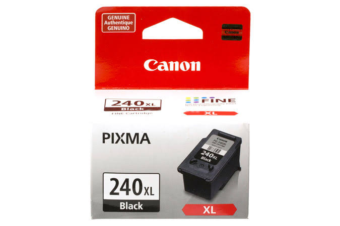 Canon 240xl Fine Cartridge Ink - Black