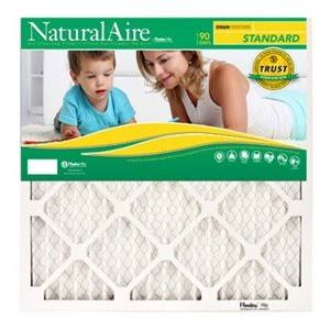 Flanders 14x24x1 Pleated Air Filter