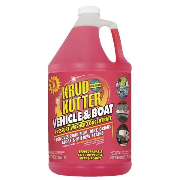 Krud Kutter Vehicle & Boat Pressure Washer Concentrate