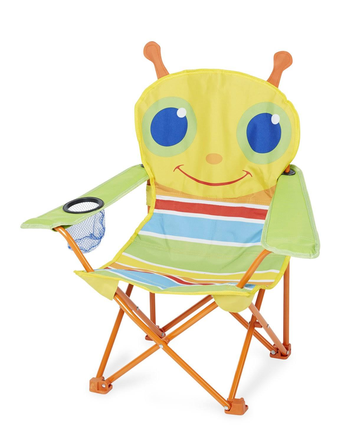 Melissa and Doug Sunny Patch Giddy Buggy Folding Lawn and Camping Chair