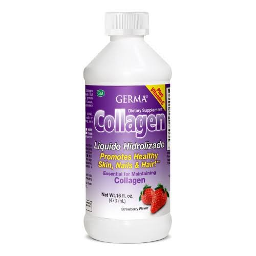 Germa Collagen with Strawberry Flavor