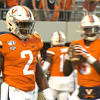UVA's Joe Reed and Bryce Hall picked in 5th round of NFL Draft