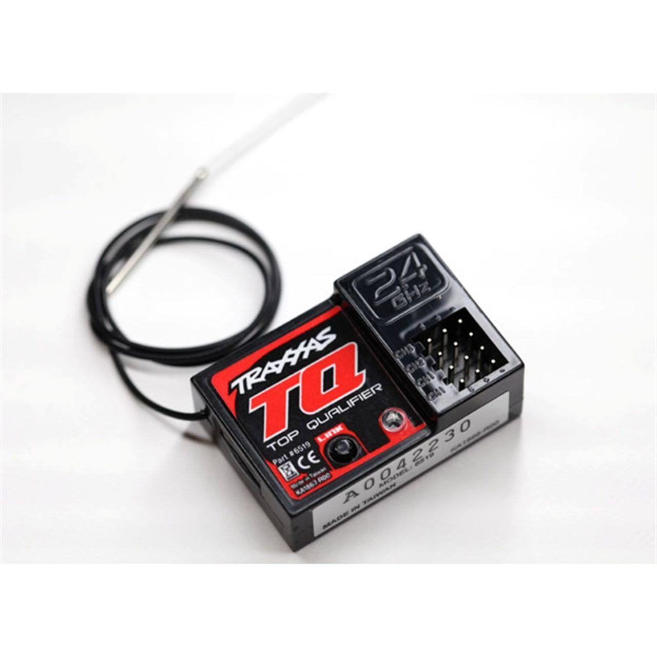 Traxxas Micro TQ Receiver - 2.4GHz, 3 Channel