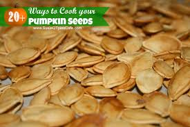 Soaking Pumpkin Seeds In Saltwater by Susieqtpies Cafe 20 Ways To Cook Your Pumpkin Seeds