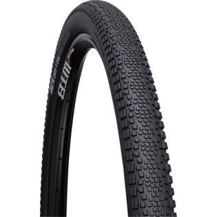 WTB Riddler TCS Light Fast Rolling Tire - 700cm x 45cm, Folding Bead, Black