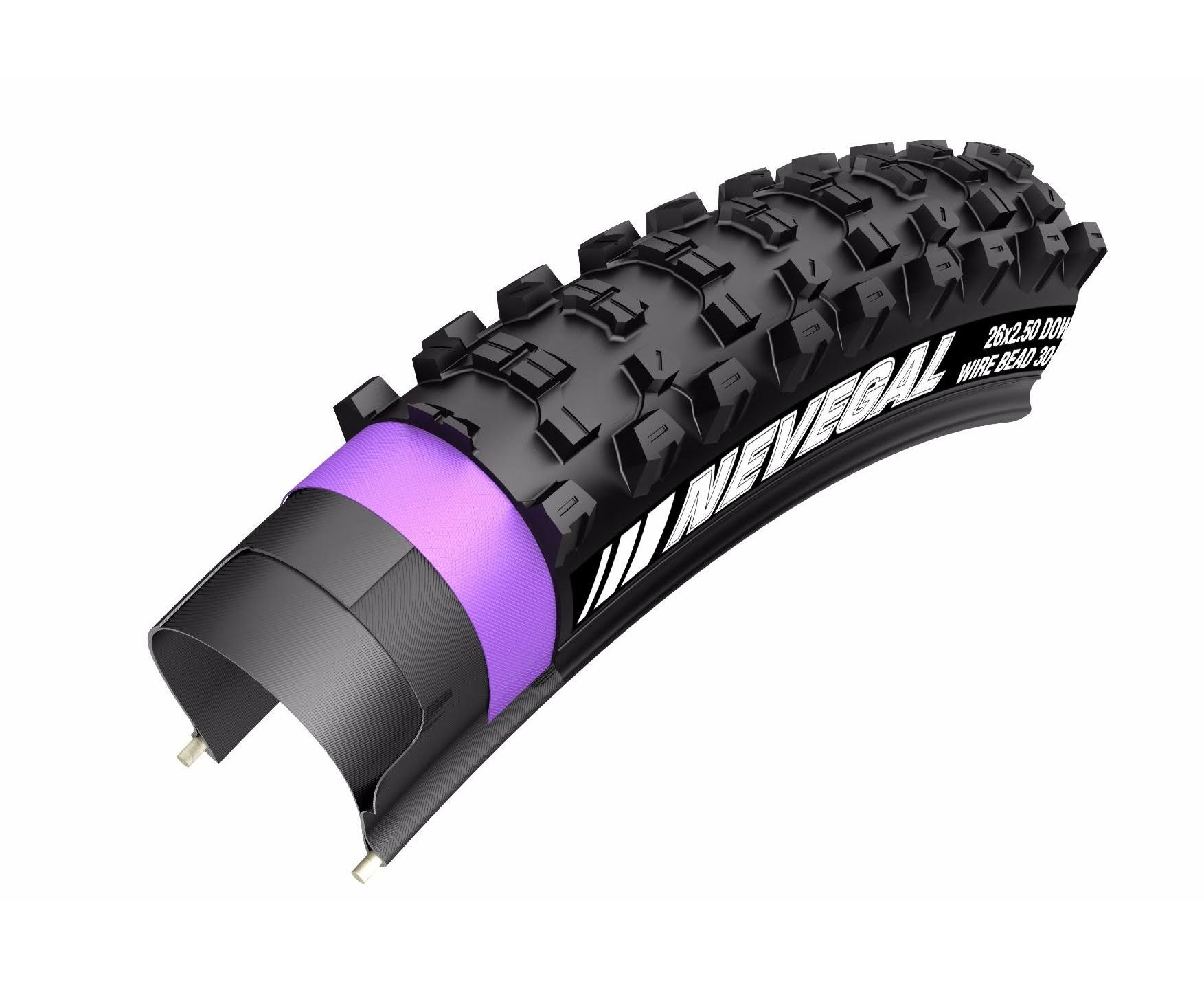 "Kenda Nevegal X Sport Tires - Mountain. 27.5""x2.1"""